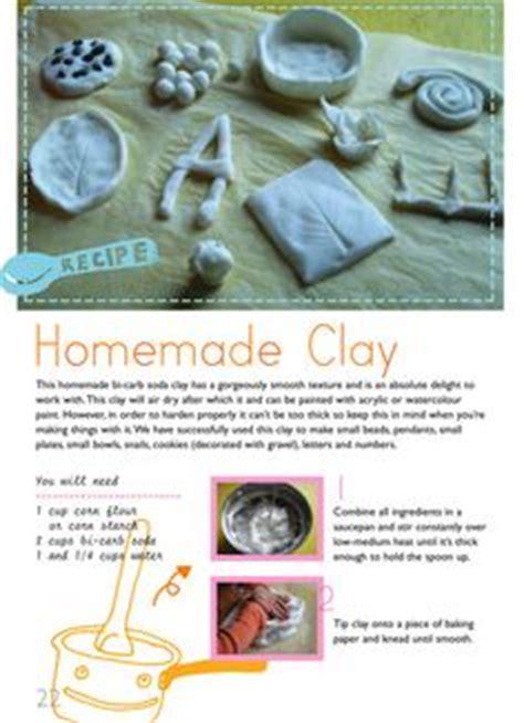 clay dough pottery homemade  pinterest clay recipe