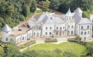 most expensive homes of footballers