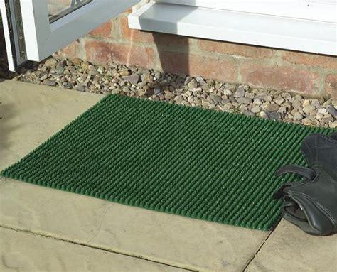 Green Plastic Door Mat by Gardman Green Plastic Mud Outdoor Door Mat Boots Shoes Ebay