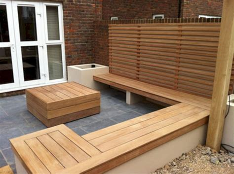 outdoor wooden corner seating 70 best deck bench seating design ideas for your backyard