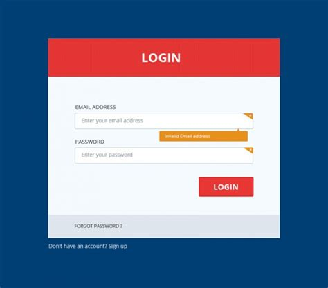 metro ui sign up page design psd on behance metro ui red login page design psd by psdzzz on deviantart