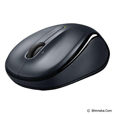 Mouse Wireless Logitech Bhinneka jual logitech wireless mouse m325 910 002151 silver murah bhinneka