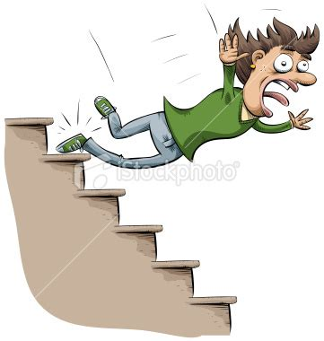 I Fell From Stairs by The Birth Eleisawifelife