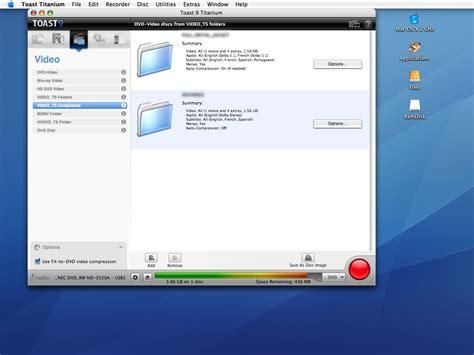Toaster Software Mac Software Review Roxio Toast 9 Titanium Part 1
