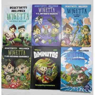 libro los ltimos espaoles de wigetta un viaje m 225 gico 7 libros saga completa envio gratis en venta en por s 243 lo u s 39 99