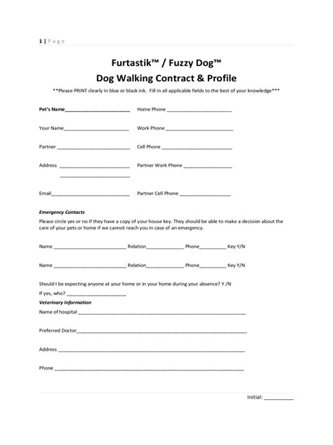 map pricing agreement template walking contract template 2 free templates in pdf