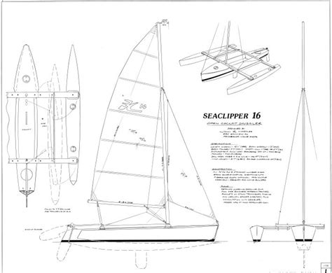 trimaran parts search results for quot free boat plan quot small trimarans