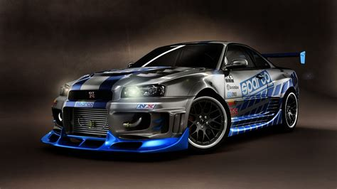 skyline nissan r34 nissan wallpapers nissan skyline backgrounds for download