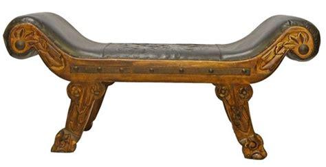 rustic leather bench dallas designer furniture rustic furniture page 3
