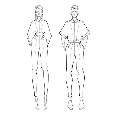 fashion illustration milan zejak fall 2014 sketches on behance