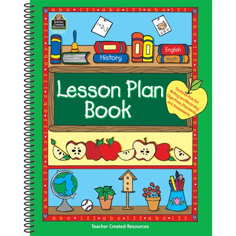 Resourse Books For Teachers Beginner Original lesson plan book tcr3627 created resources