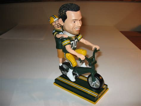 49ers bobblehead dolls green bay packers c bicycle rider bobblehead