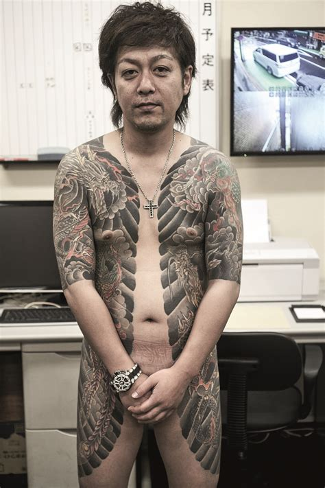 yakuza tattoo an insightful book by andreas johansson