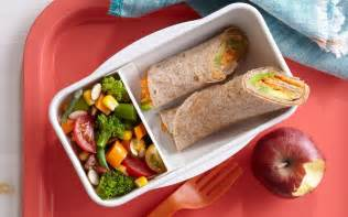 Healthy Lunch Steps To Healthy Lunches Organicpedic By Omi