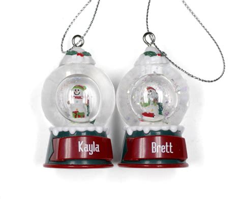 personalized christmas ornaments sometimes daily always