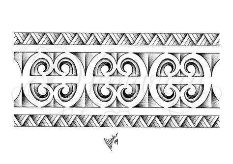 polynesian tattoo armband designs polynesian armband 02 by dfmurcia on deviantart