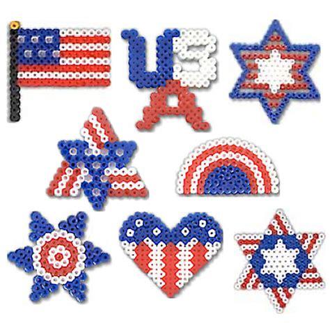 proud to be american perler