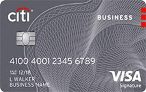 costco  visa business card  citi
