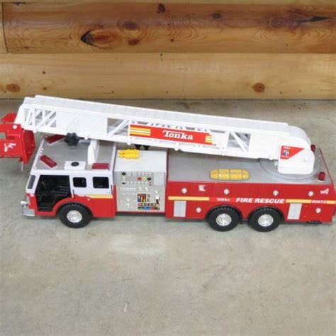 tonka rescue truck tonka rescue truck pictures to pin on