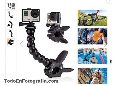 soporte camara gopro tienda foto y bogot 225 cl camara gopro tienda foto y bogot 225