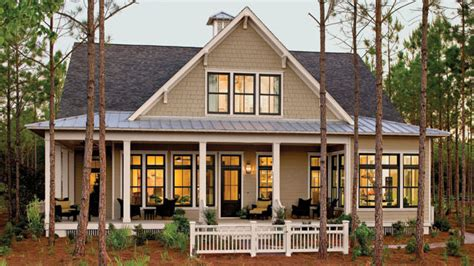 southern living pictures our best lake house plans for your vacation home