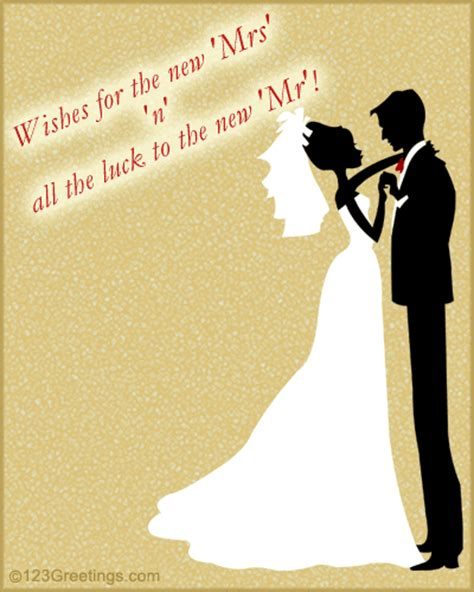Wedding Gift Card Message - wishes card on wedding free wishes ecards greeting cards 123 greetings