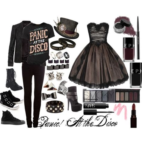 Hoodie Panic At The Disco Geminicloth quot panic at the disco quot by amr3always on polyvore just awesome i want the o jays
