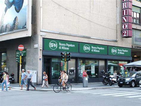 agenzie banco popolare bpm popolare di milanomia