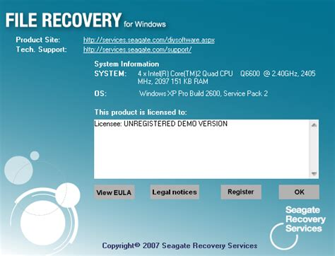 Seagate Data Recovery Software Full Version | seagate file recovery download