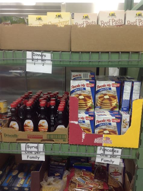 Sibley County Food Shelf if you need food assistance you may register and shop on
