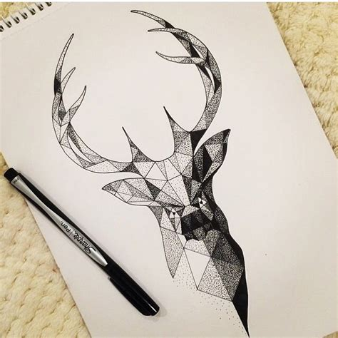 animal head tattoo tumblr 1100 best images about art on pinterest watercolor print