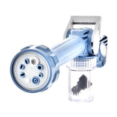 Ez Jet Water Cannon Penyemprot Air Alat Cuci Mobil Motor jual ez jet water cannon alat penyemprot air biru harga kualitas terjamin blibli