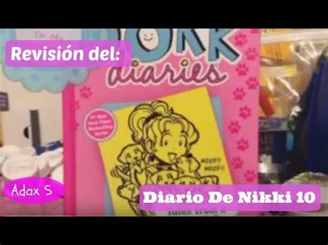 diario de nikki erase diario de nikki 10 youtube