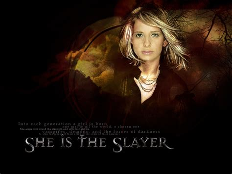 buffy the buffy buffy the slayer wallpaper 6996337 fanpop