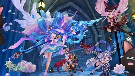la guardiana del mbar b019ibroc8 aura kingdom new eidolon guardiana del mar quot undine quot youtube