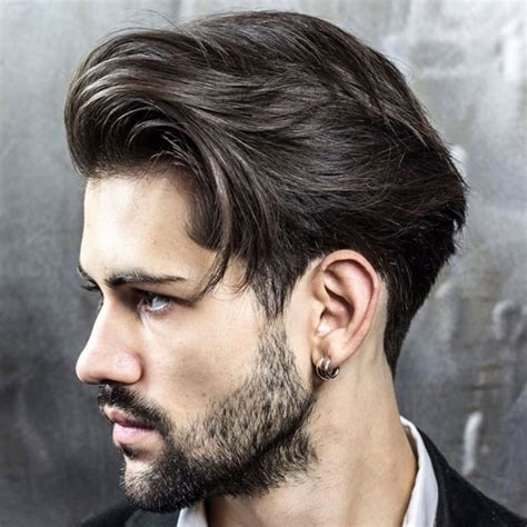 rockabilly rear view of men s haircuts justin bieber u0027s best hairstyles popsugar beauty back