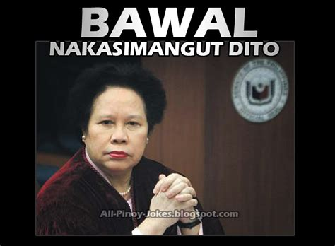 Pinoy Memes - funny senator mirriam santiago meme funny pinoy jokes atbp