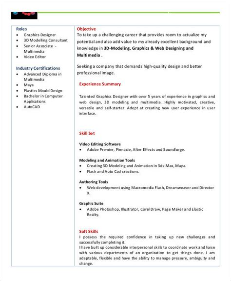basic resume sles for freshers basic fresher resume templates 4 free word pdf format