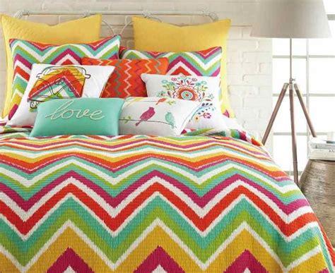 Bright Chevron Bedding At Stein Mart My House