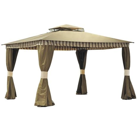home depot gazebo patio gazebos patio accessories patio furniture