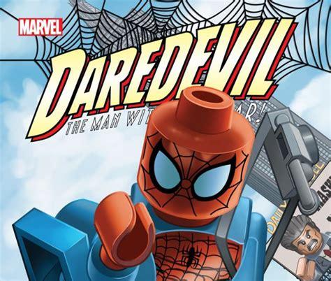 imagenes de lego marvel wolverine daredevil 2011 31 castellani lego variant comics