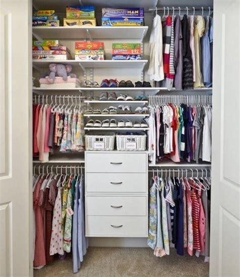ideas para hacer armarios ideas para aprovechar el espacio en armarios pequeocio