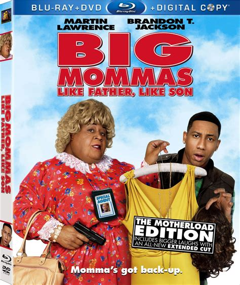 big momma s house like father like son big mommas like father like son dvd release date june 14 2011