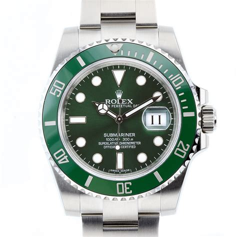 Rolex Automatic New new 2017 rolex oyster submariner steel green