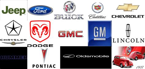 american car logos and names list car wallpapers latest cars auto blog american car logos