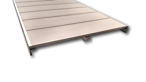 dock sections for sale 10x4 beige vinyl dock section