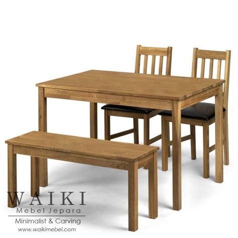 Meja Makan Fortuna kursi makan minimalis indobeta