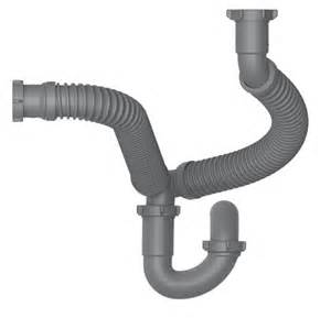 snappy trap 1 1 2 quot drain kit for kitchen sinks new