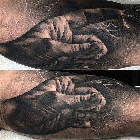 hand tattoo zeus touch of zeus tattoo best tattoo ideas gallery