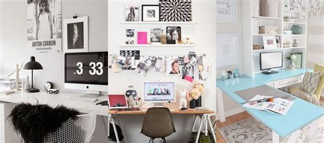 22 genius ways to style your desk space home office